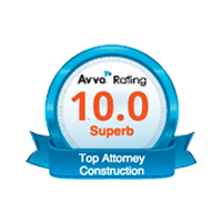 avvo rating Alex Barthet